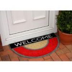 Coco London Underground Welcome Doormat 209