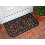 Coco Traditional Wrought Iron Style Doormat 07S