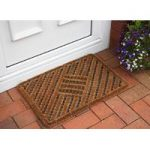 Coco Wire Brush Dirt Catcher Door Mat WR3