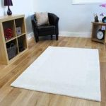 Modern Cream Wool Rug Milano – 150x210cm (4ft 11 x 6ft 11 )