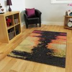 Non Shed Modern Quality Multi Coloured Funky Rugs – Stella 120cmx170cm