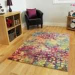 Multi Coloured Super Soft Thick Funky Design Floor Rugs – Stella