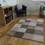 Natural Beige Contemporary Rug Banbury Large