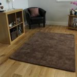 Brown Cotton Rug Oslo Medium