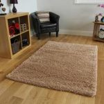 Modern Thick Super Soft Biscuit Shag Rug – Ontario 160cm x 220cm (5ft3