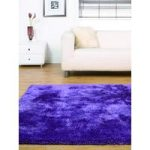 Purple Shag Area Rug Alglers 160X220