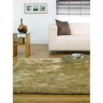 Natural Shag Area Rug Alglers 75X150