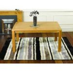 Grey Striped Silky Shaggy Rug Tunis 80X150