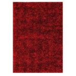 Red Spider Shaggy Rug Palmas 70X140