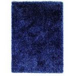 Denim Shaggy Area Rug Venice 60X230
