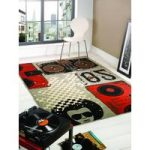 Beat Box Funky Rug Colourful Majorca 120X160
