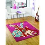 Girls Rock Contemporary Rug Majorca 120X160
