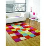 Mania Multi Coloured Rug Majorca 120X160