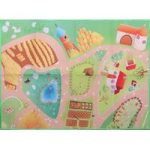 Farmyard Kids Mat 133X133