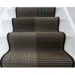 Green and Beige Check Runner – Panama 019 11 67cm Roll