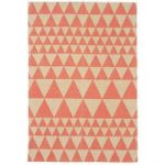 Onix Rug 160×230 cm Triangles Flame