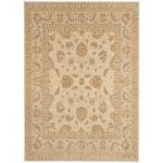 Whitby Natural Wool Traditional Rug