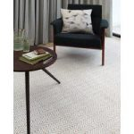 Sanya Natural Cotton & Jute Plain Rug