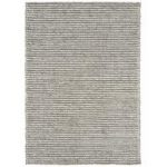 Sochi Silver Hand Woven Wool & Cotton Rug