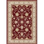 Dayton Red Traditional Rug