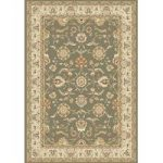 Dayton Green Traditional Rug