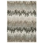 Kampala Natural Modern Contemporary Rug