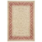 Darwin Red, Natural Traditional Rug