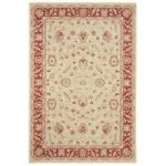 Darwin Red, Natural Ziegler Traditional Rug