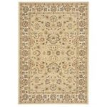 Darwin Natural Synthetic Traditional Rug